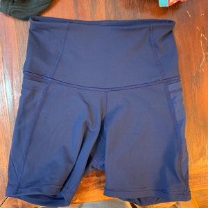 "Old navy active biker shorts 5"" inseam"